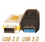 Czym różni się interfejs USB 2.0 od USB 3.0?