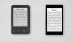 Czytnik e-booków czy tablet – co wybrać?