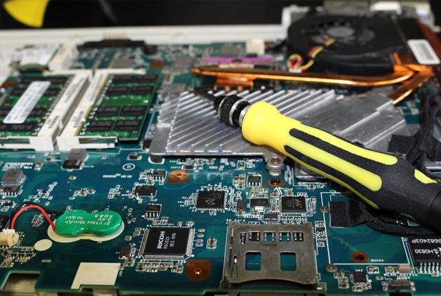 jak wymienic procesor w laptopie