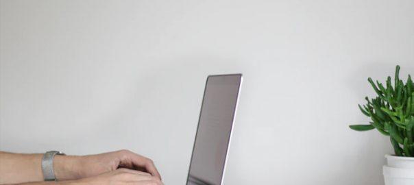 Nietypowy sygnal z komputera