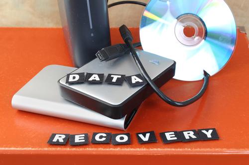 jak odzyskać dane