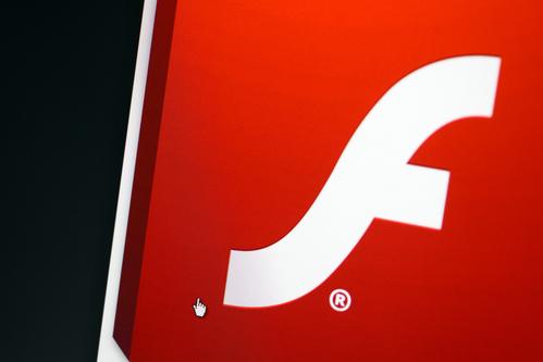 koniec flasha