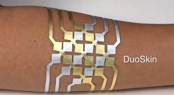 elektroniczne tatuaże