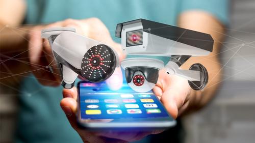 monitoring domu przez smartfona